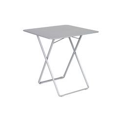 Plein Air | La Table 71 x 71 cm | Tables de bistrot | FERMOB