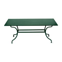 Romane | Table 180 x 100 cm | Tavoli pranzo | FERMOB