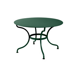 Romane | Table Ø 117 cm | Dining tables | FERMOB