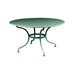 Romane | Table Ø 137 cm | Dining tables | FERMOB