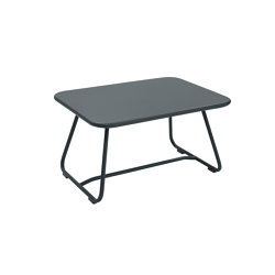 Sixties | Low Table 75.5 x 55.5 cm | Coffee tables | FERMOB