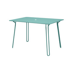Surprising ® | Table 120 x 77 cm | Mesas comedor | FERMOB