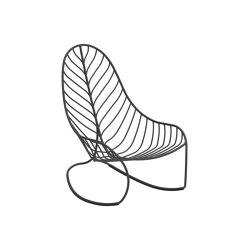 Folia Rocking Chair - FOLRA | Sillones | Royal Botania