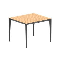 U-nite table - UNT100WA   Tables de repas   Royal Botania
