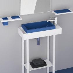 Kosta | Vanity units | Glass Design