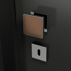 Leather Home | Knob handles | Glass Design