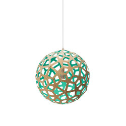 Coral | Suspended lights | David Trubridge Studio