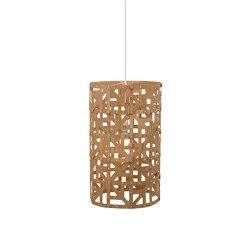 Ulu Tall | Suspended lights | David Trubridge Studio
