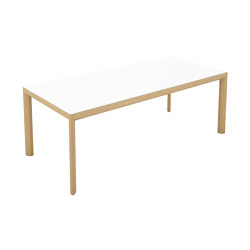 Daniel Weil Dinner Table | Dining tables | Editions LS