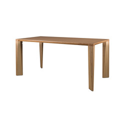 Dinner Table Primus in Solid Bamboo | Dining tables | Editions LS
