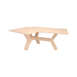 Dinner Table Quartus in Solid Ash | Tavoli pranzo | Editions LS