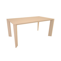 Dinner Table Secundus in Solid Ash | Tables de repas | Editions LS