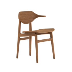 Buffalo Dining Chair,Smoked | Chairs | NORR11