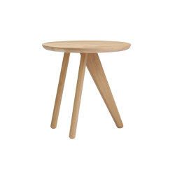 Fin Side Table, Natural | Mesas auxiliares | NORR11