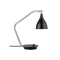 Le Six Table Lamp, Black | Lámparas de sobremesa | NORR11