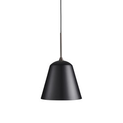 Line Two Pendant, Black | Lámparas de suspensión | NORR11