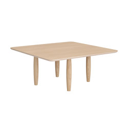 Oku Coffee Table, Natural | Coffee tables | NORR11
