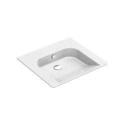 Community 60x55 | Washbasin | Wash basins | GSI Ceramica