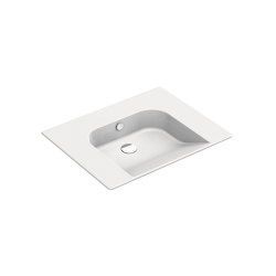 Community 70x60 | Washbasin | Wash basins | GSI Ceramica