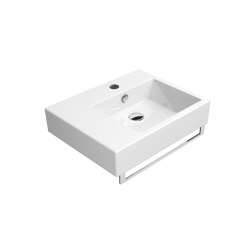 Kube 60 | Washbasin | Wash basins | GSI Ceramica