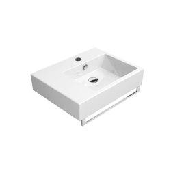 Kube 60   Washbasin   Wash basins   GSI Ceramica
