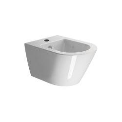 Kube X 50/F | Bidet | Bidets | GSI Ceramica