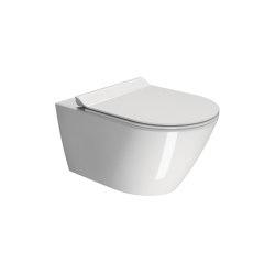 Kube X 55/F | WC | WC | GSI Ceramica