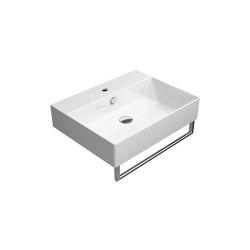 Kube X 60x47   Washbasin   Wash basins   GSI Ceramica