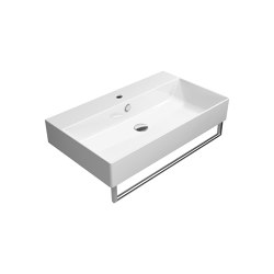 Kube X 80x47 | Washbasin | Wash basins | GSI Ceramica