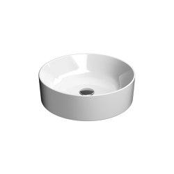 Kube X Ø45   Washbasin   Wash basins   GSI Ceramica