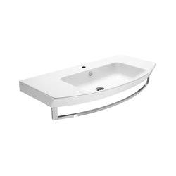 Norm 100 | Washbasin | Wash basins | GSI Ceramica