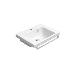 Norm 50 | Washbasin | Wash basins | GSI Ceramica