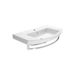 Norm 80 | Washbasin | Wash basins | GSI Ceramica