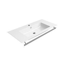 Pura 100x50 | Washbasin | Wash basins | GSI Ceramica