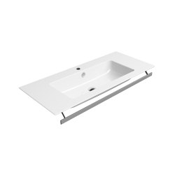 Pura 102x46 | Washbasin | Wash basins | GSI Ceramica