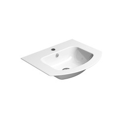 Pura 52x44 | Washbasin | Wash basins | GSI Ceramica