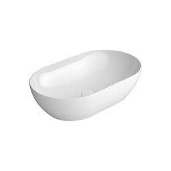 Pura 60x37   Washbasin   Wash basins   GSI Ceramica