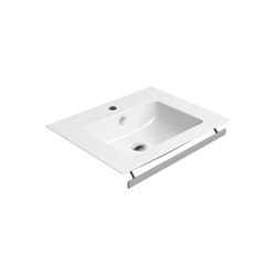 Pura 62x46 | Washbasin | Wash basins | GSI Ceramica