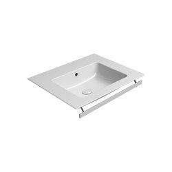 Pura 62x46 | Washbasin | Wash basins | GSI Ceramica