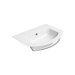 Pura 62x48   Washbasin   Wash basins   GSI Ceramica