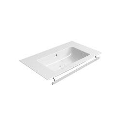 Pura 80x50  Washbasin   Wash basins   GSI Ceramica