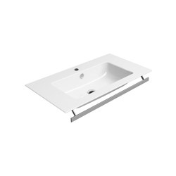 Pura 82x46 | Washbasin | Wash basins | GSI Ceramica
