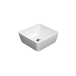 Sand 38x38 | Washbasin | Wash basins | GSI Ceramica