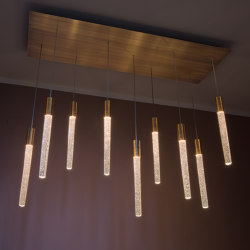 PETIT PISTON – pendant light | Suspended lights | MASSIFCENTRAL