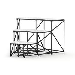 Módulo Tribuna SitUp 45 #68525 | Bancos | System 180