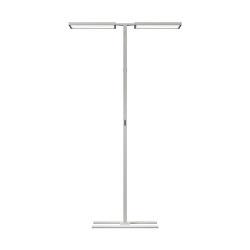 JSL PURE.2 FRONT H Floor Light | Free-standing lights | Büro Schoch Werkhaus