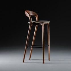 Neva Light Bar chair | Barhocker | Artisan