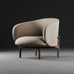 Mela lounge trimmed | Armchairs | Artisan