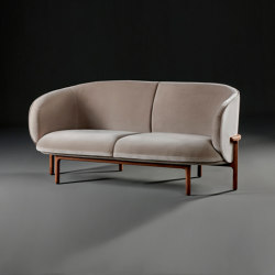 Mela lounge two seater | Bancos | Artisan