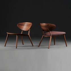 Wu lounge chair | Armchairs | Artisan